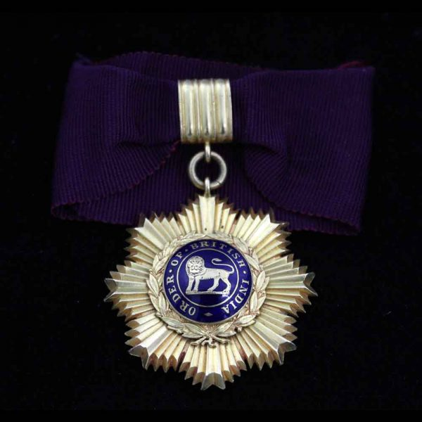OBI Gold Neck Badge 1