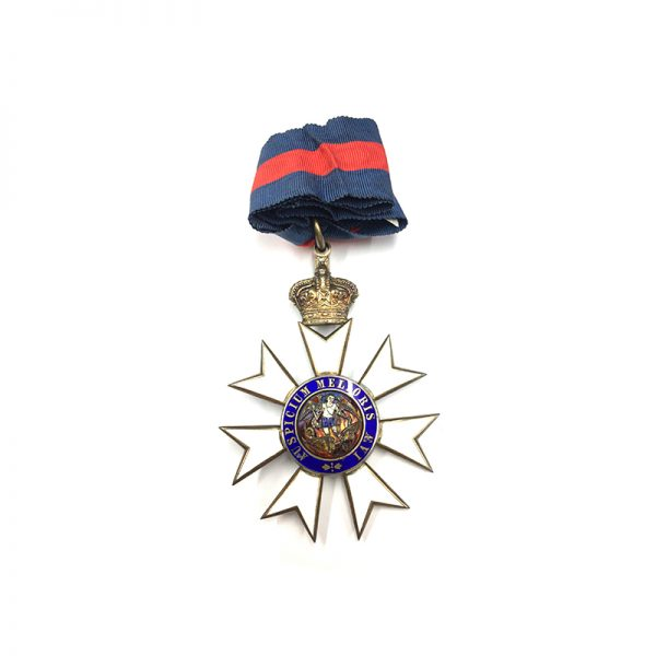 Order of St Michael & St George 2