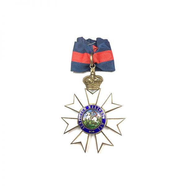 Order of St Michael & St George 1