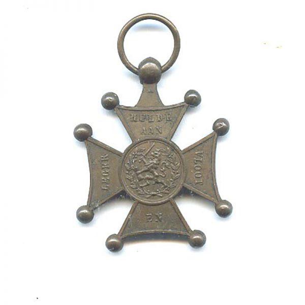 Lombok Cross 1894 reduced size  32mm scarce (n.r.) 2