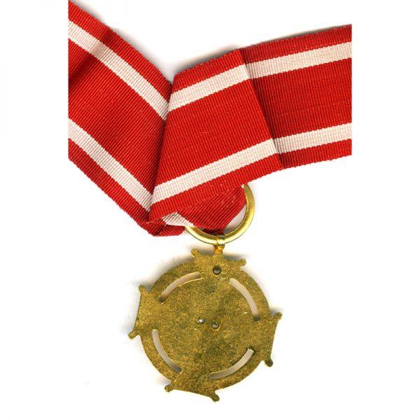 Crioss of Merit for Volunteer Fire Fighters 2