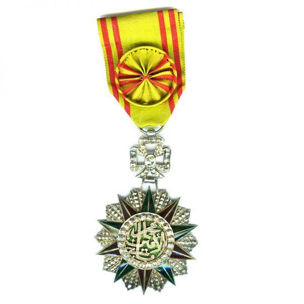 Order of Nichan Iftikhar Officer El Sadok 1859-1882 1