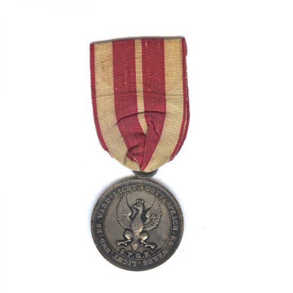 Volunteers medal 1813-1814 1