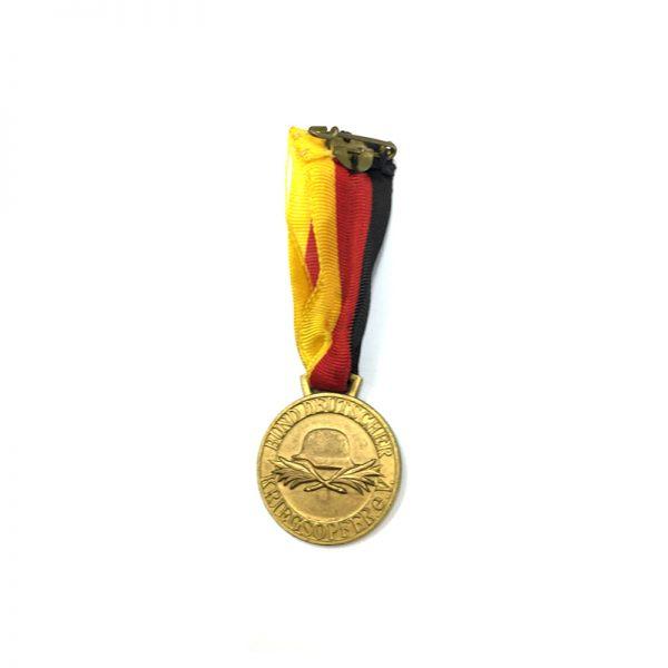 Federation of War Victims merit medal gilt 2