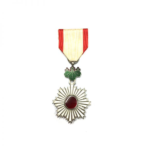 Order of the Rising Sun 6th Class 1
