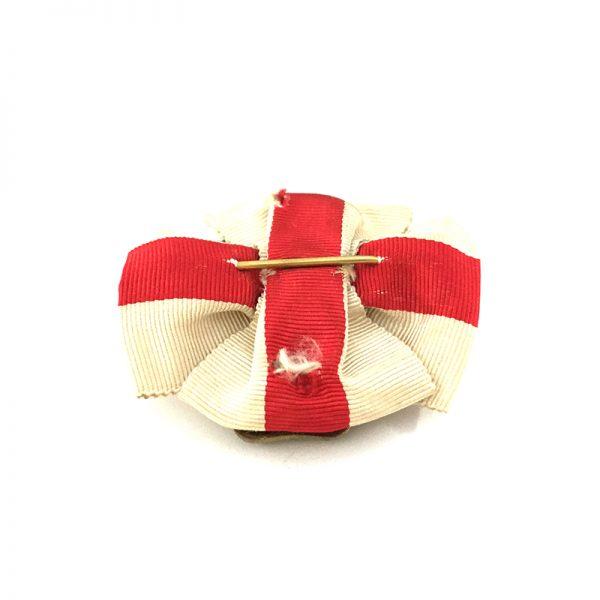 Sweden, Queen Sophia's Red Cross Badge of Merit, 2