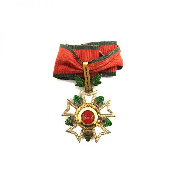 Order of the Cedar of Lebanon Commander 1