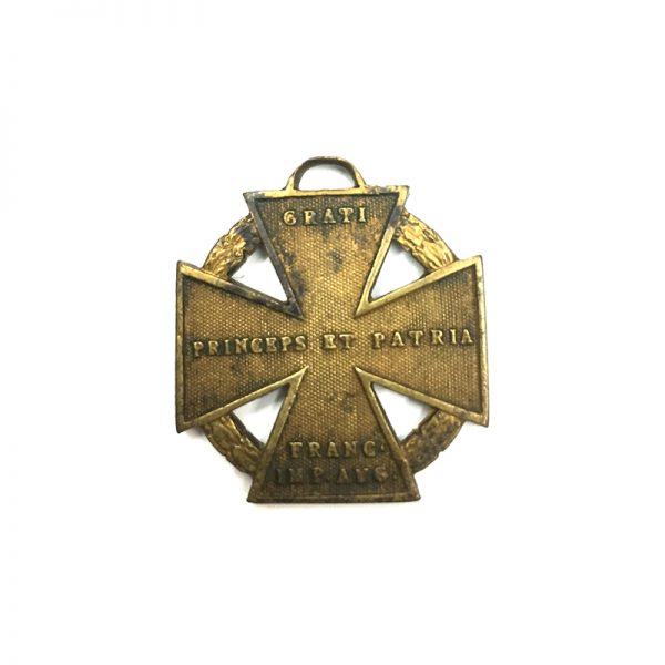 Cannon Cross 1813-1814  no loop (n.r.) 2