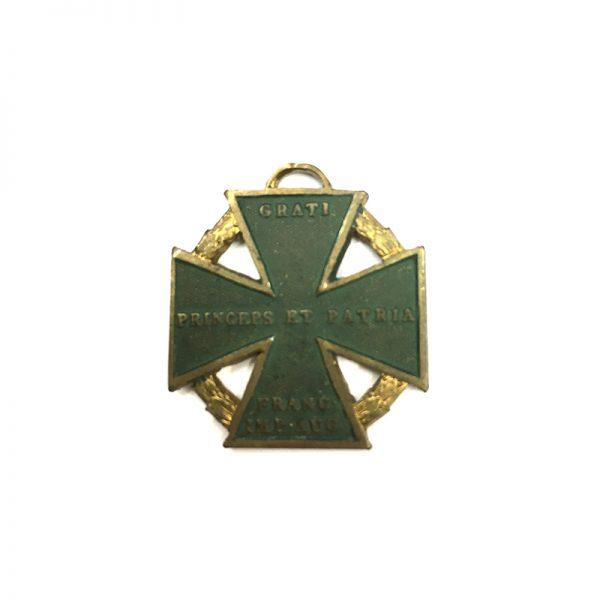 Cannon Cross 1813-1814 (n.r.)  original lacquer 2