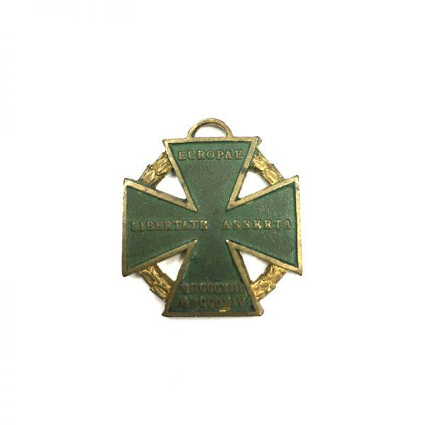 Cannon Cross 1813-1814 (n.r.)  original lacquer 1