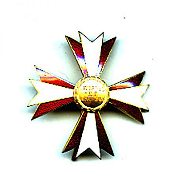 Decoration for arts and Sciences breast star excellent quality by Reitterer (L8578... 1