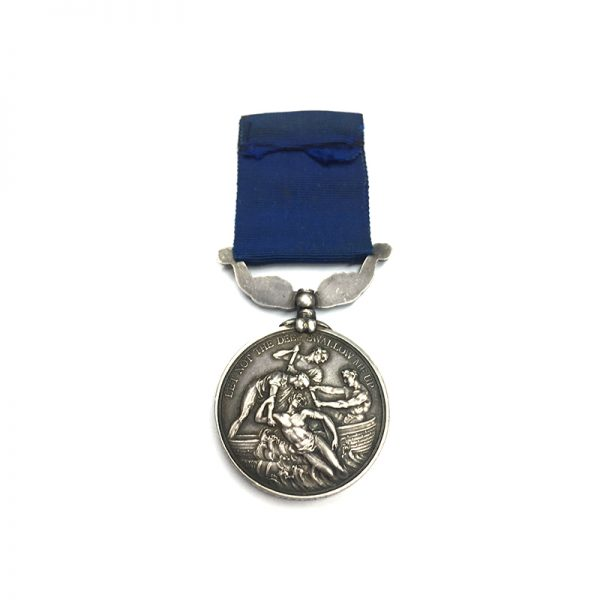 RNLI Silver Medal Victoria Issue 2