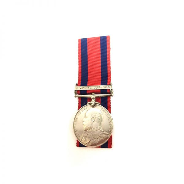 Transport Medal Ships Surgeon South Africa 1