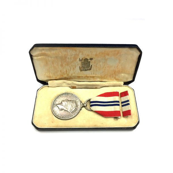 Kings Medal Courage WW2 5