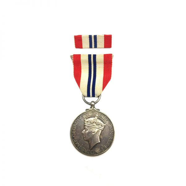 Kings Medal Courage WW2 1