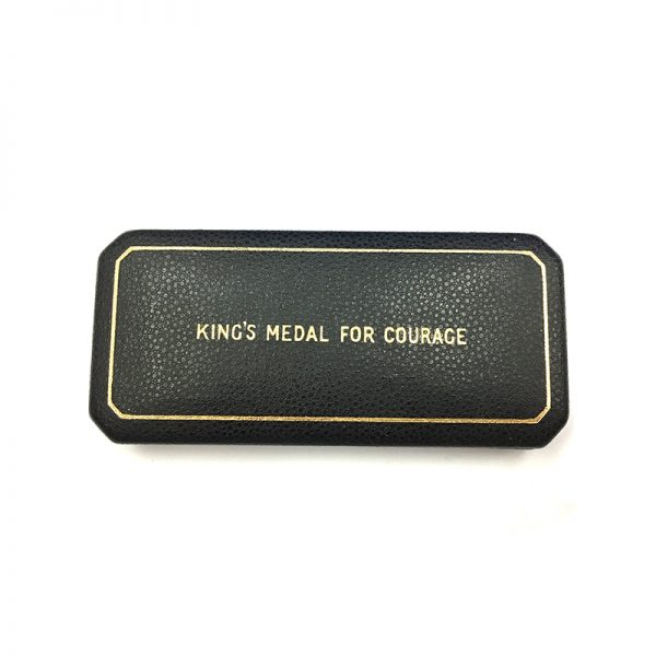 Kings Medal Courage WW2 3