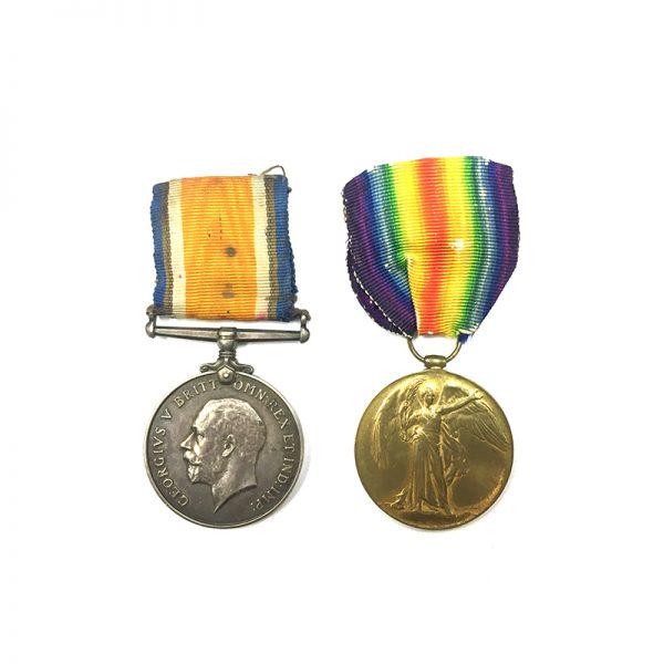 WW1 Pair Nurse VAD 1
