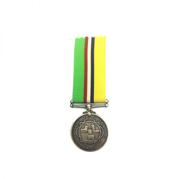 Anglo Boer Oorlog Medal 2