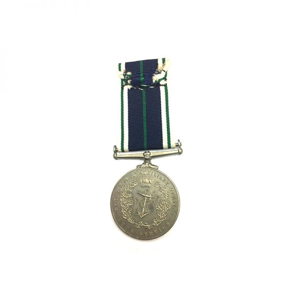Royal Naval Auxiliary Medal 2