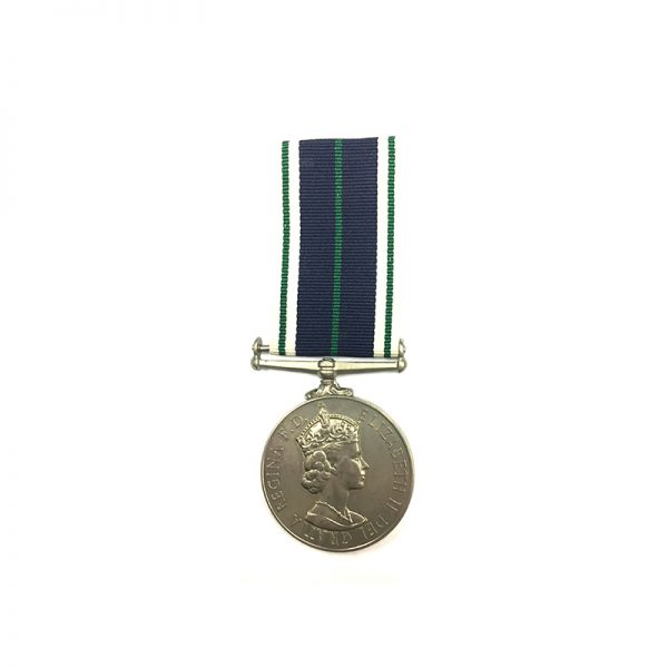 Royal Naval Auxiliary Medal 1