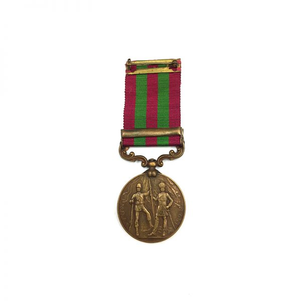 IGS Relief of Chitral Duffadar Bronze 2