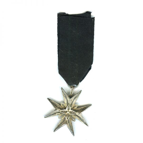 Order of Malta badge 2