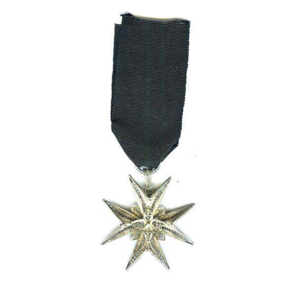 Order of Malta badge 1