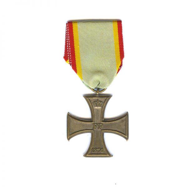 Military Merit cross 1870 1