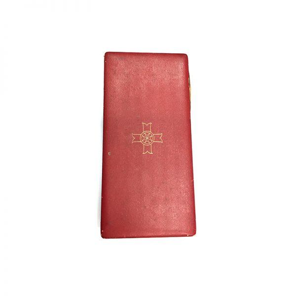 Military Order of Malta Grand Officer breast star 3