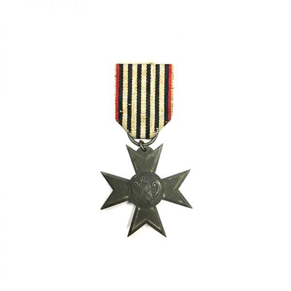 War Aid Cross 1917-24 zinc 1