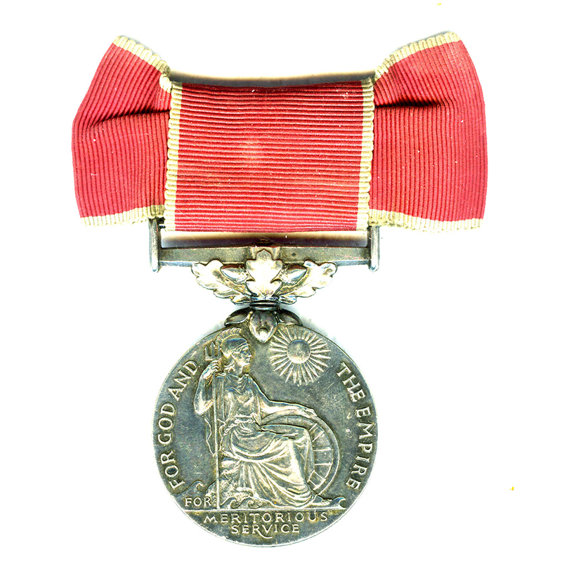British Empire Medal Vickers-Armstrong Ltd 1