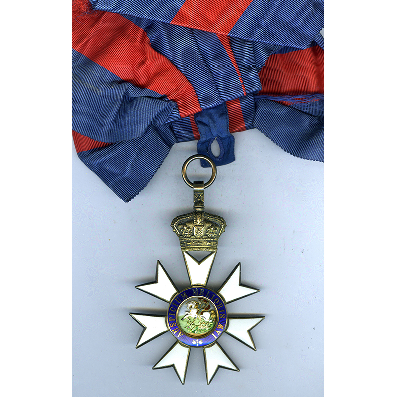 Grand Cross of the Order of St Michael and St George 2