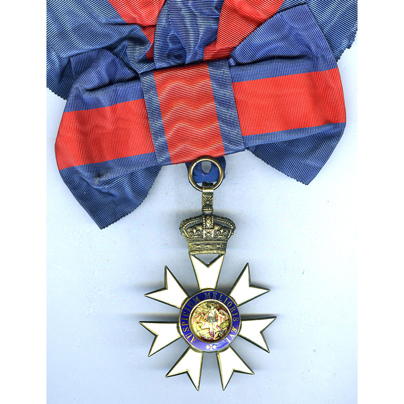 Grand Cross of the Order of St Michael and St George 1