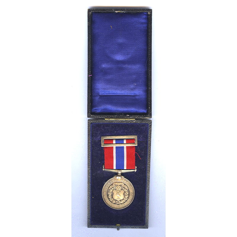 Liverpool City Police Medal Silver 1
