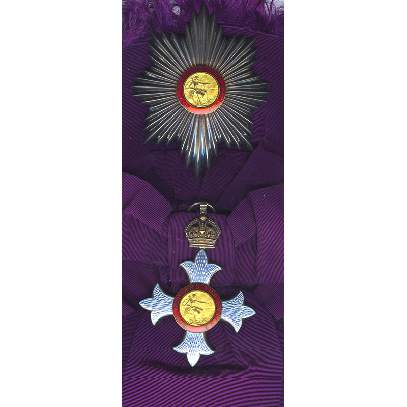 Grand Cross of the Order of the British Empire 1