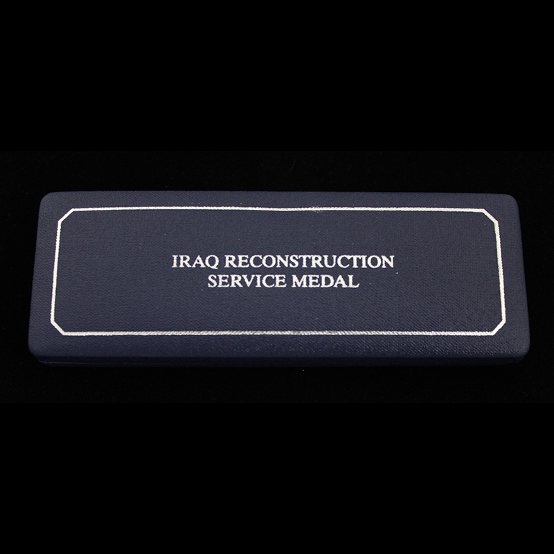 Iraq Reconstruction Service Medal 2