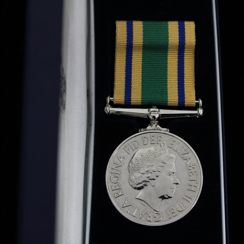 Iraq Reconstruction Service Medal 1