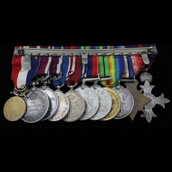 MBE MSM Medaille D'Honneur Group 2