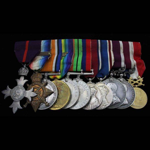 MBE MSM Medaille D'Honneur Group 1