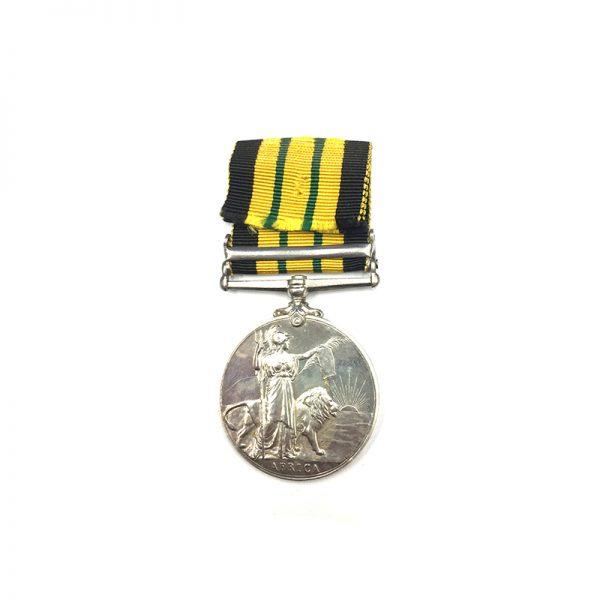 AGS Nandi 1905-6 KAR 2