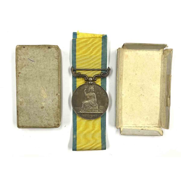 Baltic Medal in original box 2