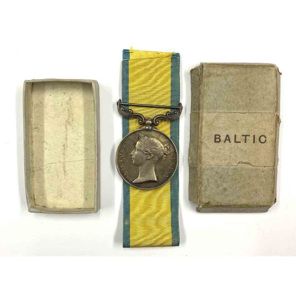 Baltic Medal in original box 1