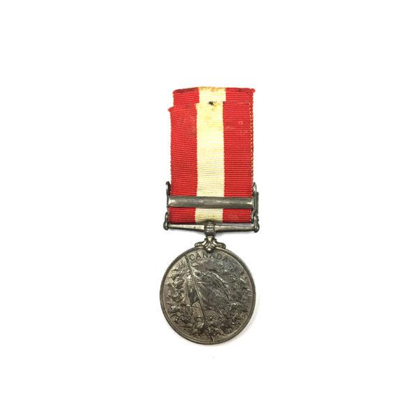 CGS Fenian Raid 47th Lancashire Regt 2