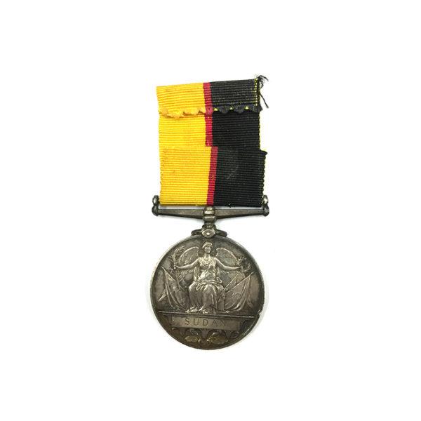 Sudan 1898 Staffordshire Regiment 2