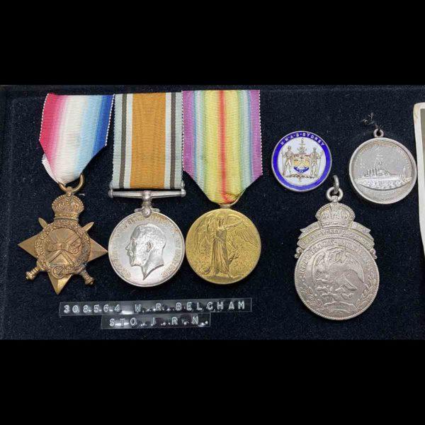 Sydney Emden Medal Group RAN 4