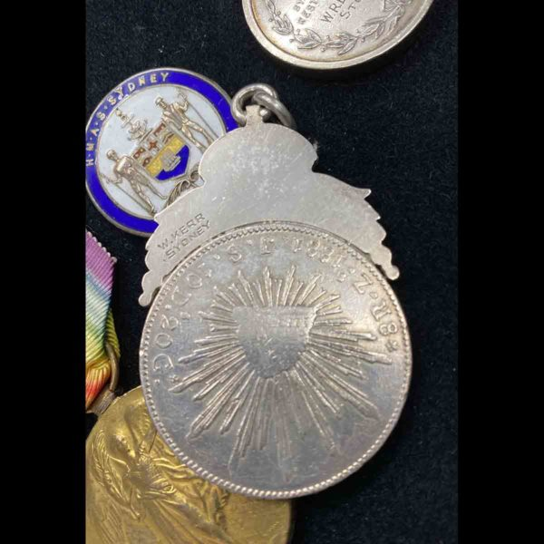 Sydney Emden Medal Group RAN 7