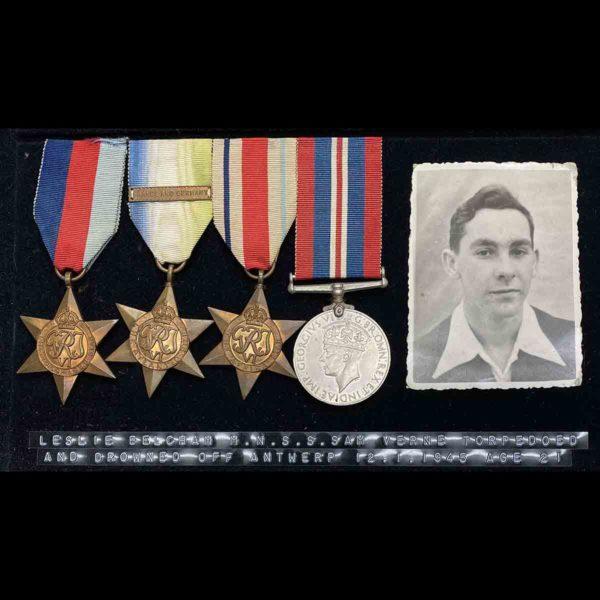 Sydney Emden Medal Group RAN 2