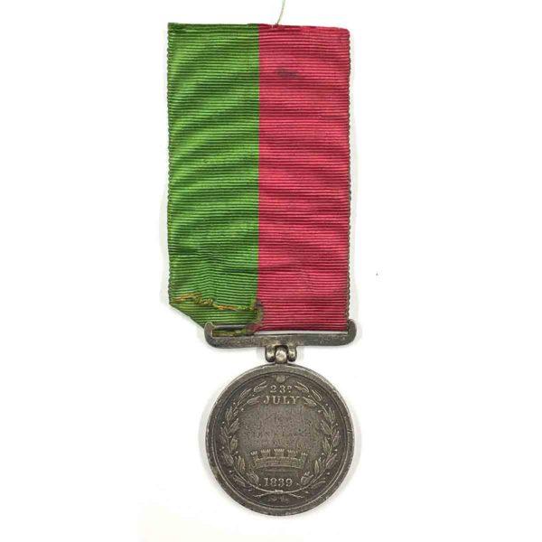 Ghuznee 1839 16th Lancers 2