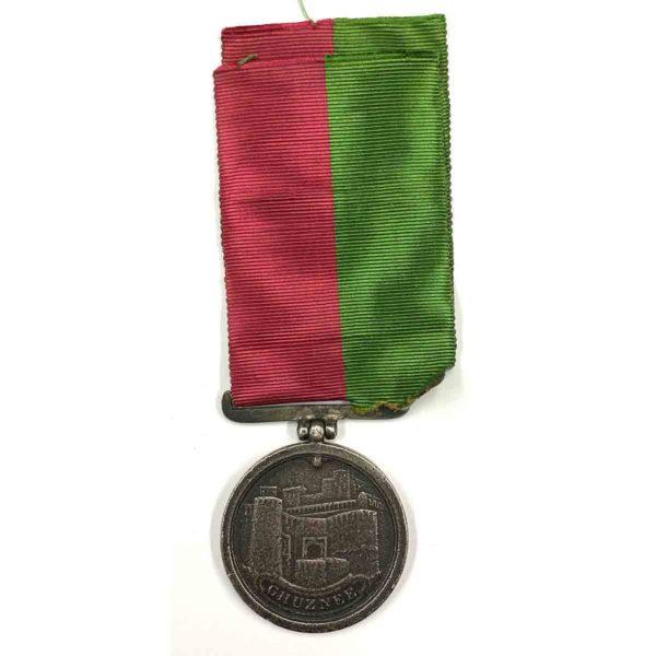 Ghuznee 1839 16th Lancers 1