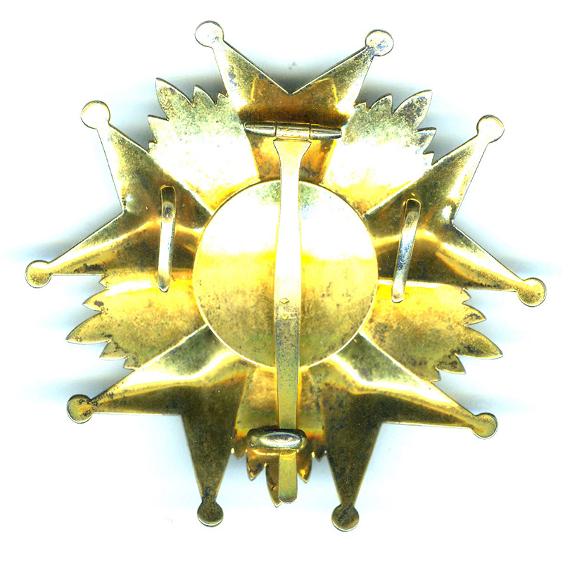 Legion D'Honneur 1951-62 IVth Republic 2